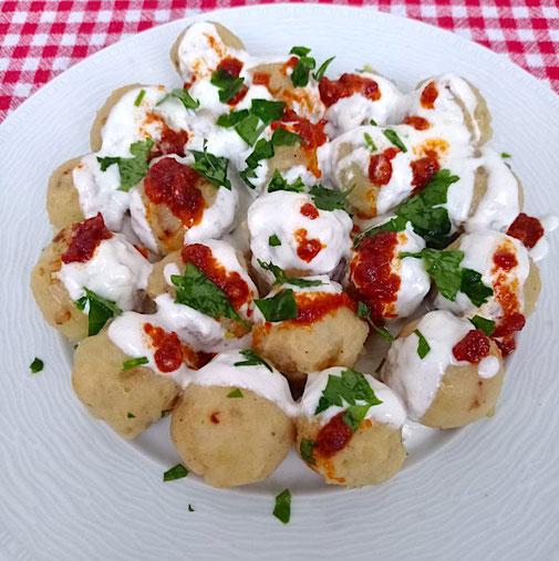 türkisches Kartoffelgericht Patates Borani