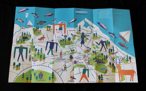 "Kinderbuch von Marcus Oakley – ""A minha Cidade"", Pato"