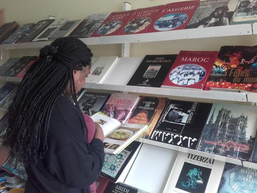 Centre Interculturel d'informations et de ressources Bibliothéque Livres Cultures Monde