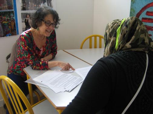 Médiation interculturelle Accompagnement Social Aide Assistance