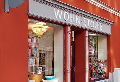 WOHN-STOFFE Stoffgeschäft Leipzig