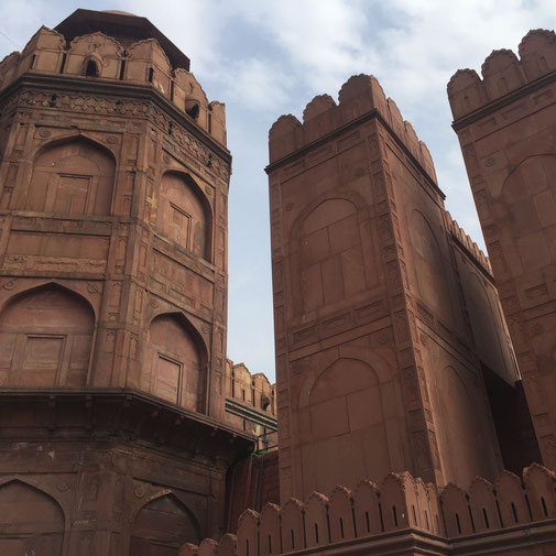 Red Fort New Delhi Day Tours