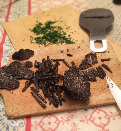 comment preparer les truffes