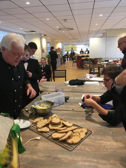 formation cuisinier truffe