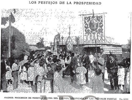 Diario ABC 31 de Julio de 1906