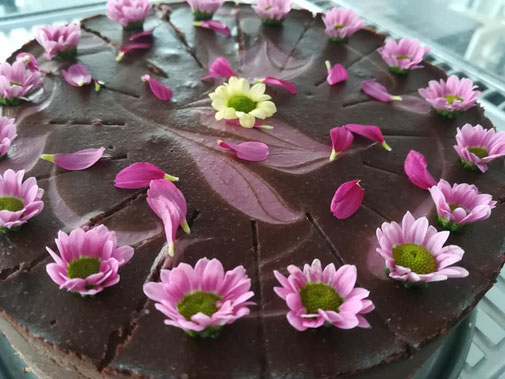 Rohksottorte Ivonne Rill Cakes and Flowers