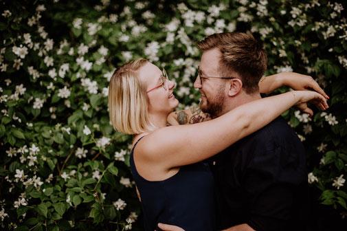 Autentische Paarfotografie