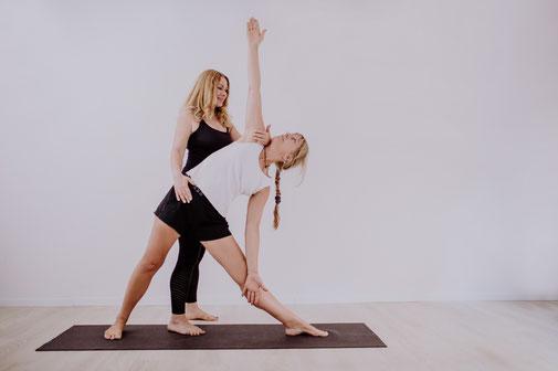 Yoga Schulen Portrait