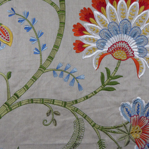 Colefax and Fowler Vorhangstoffe