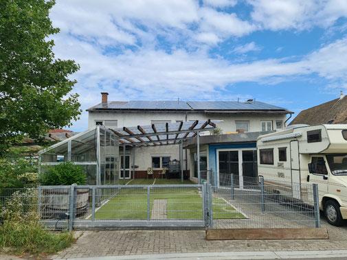 Brenner Immmobilien verkauft ein Einfamilienhaus in Mannheim