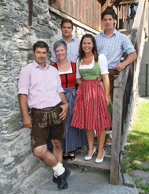 Familie Dreier - Gästehaus Dreier - Neukirchen am Gr. Ven.