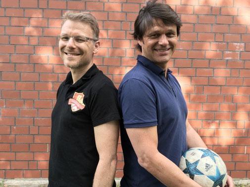 Karsten Bremke und Uwe Fuchs