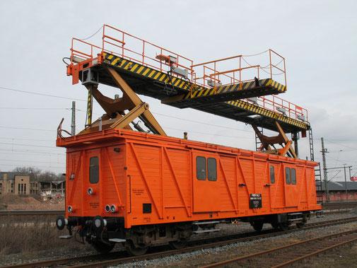 Fahrleitungsmontagewagen FMW Railsystems RP GmbH
