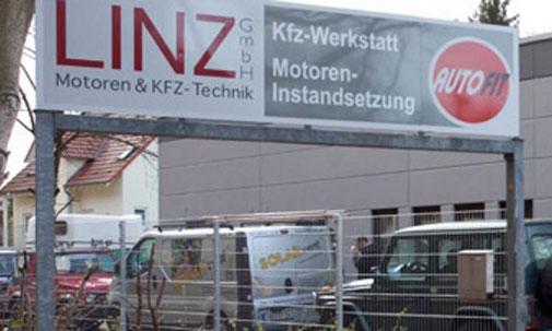 Firma Linz GmbH - Motoren und KFZ-Technik in Gailbach