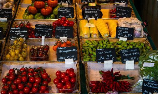 Lebensmittel in Aschaffenburg - Einkaufen in Aschaffenburg