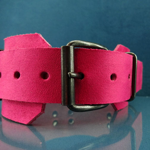 pink collar pink leather collar suede collar bdsm collar pink slave collar ddlg collar abdl collar patent leather collar roze collar roze halsband roze leren collar leren halsband sub slave