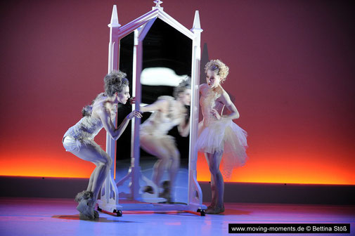 CLARITAS  (2010) , Choreography: Liliana Barros