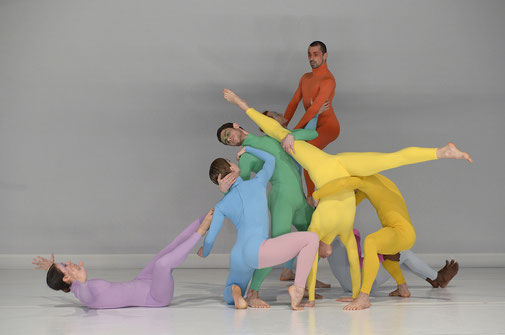 MY NAME IS LEGION (2017) Saarländisches Staatsballett, choreography: Liliana Barros