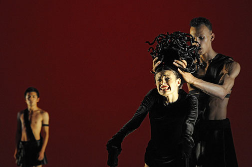 GARDEN OF DELIGHT  (2011), Choreography: Liliana Barros