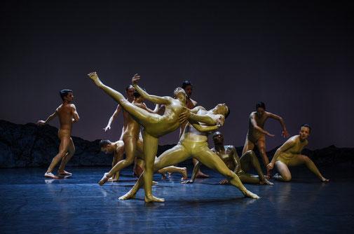 GAIA(2019) NationalTheater Mannheim, Choreography:Liliana Barros