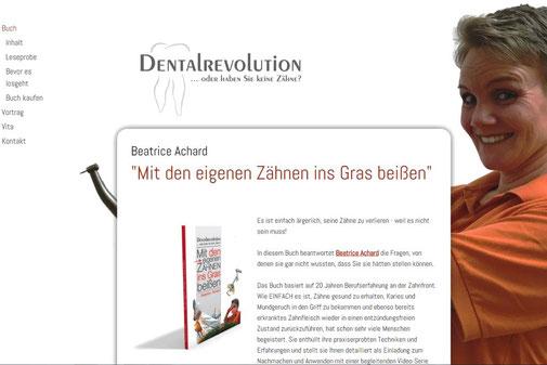 Startseite von www.dentalrevolution.jetzt