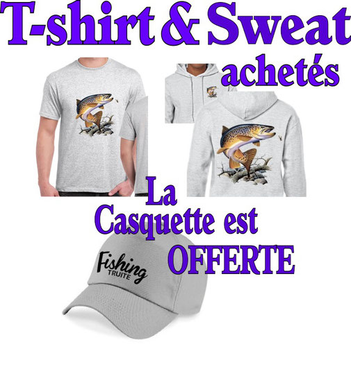 Tshirt et sweat