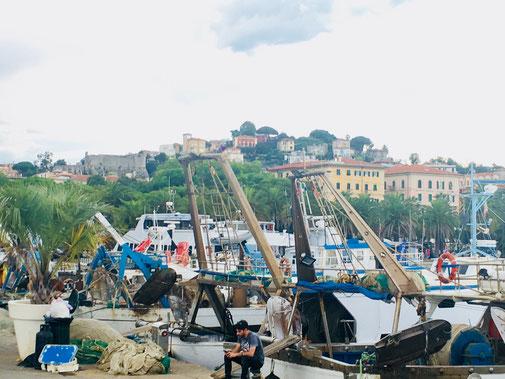 La Spezia - Die Stadt neben den Cinque Terre
