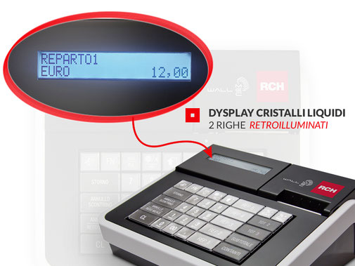 Riparazione registratori di cassa