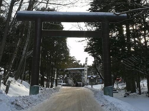 スタッフブログ 2019年初詣(写真2)