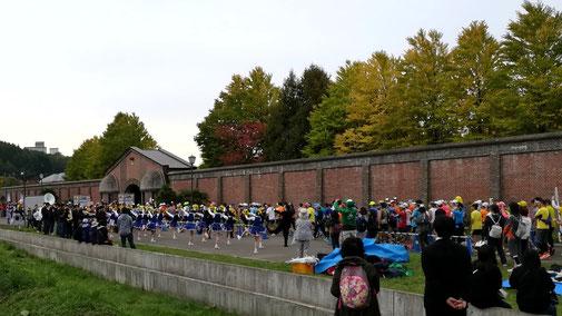 スタッフブログ オホーツク網走マラソンに参加しました 写真2