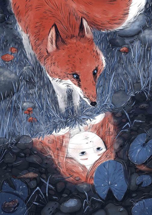 Mareike Ammersken Illustration
