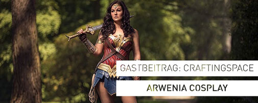 Arwenia Cosplay - Interview Wonder Woman und Xena