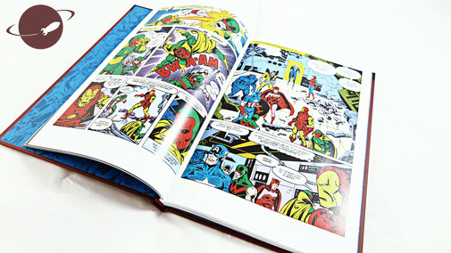 superhelden sammlung comics wonder man review marvel fanwerk blog