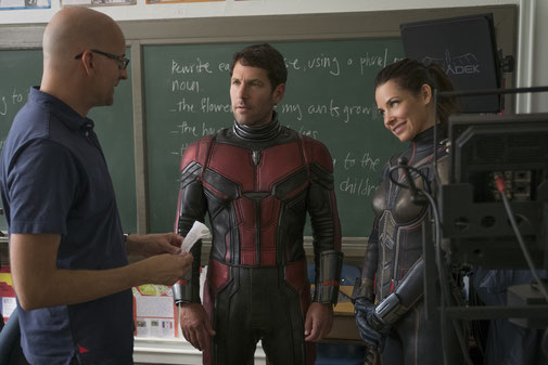 Ant-Man and the Wasp Blu-ray Check Kritik Review FANwerk Blog Marvel