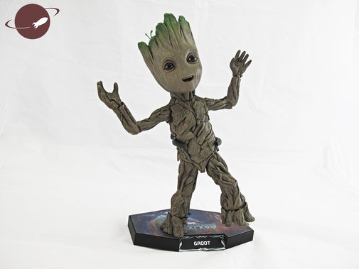 Hot Toys Baby Groot Lifesize Dancing