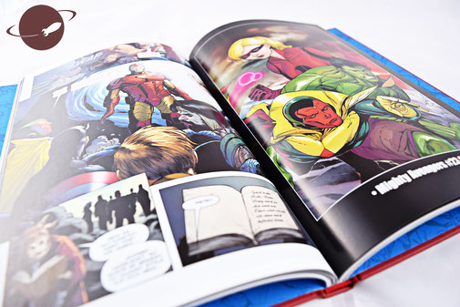 Marvel Superhelden Sammlung Hank Pym Avengers Ant-Man Review FANwerk Comic