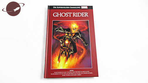 superhelden sammlung comics ghost rider cover review marvel fanwerk blog