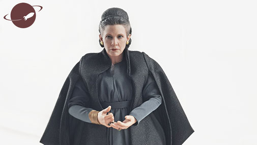 Hot Toys 1/6 Sixth Scale Star Wars Leia Organa Episode 8 Figuren Review be-toys FANwerk Shop