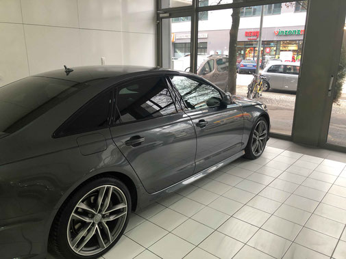Audi in München