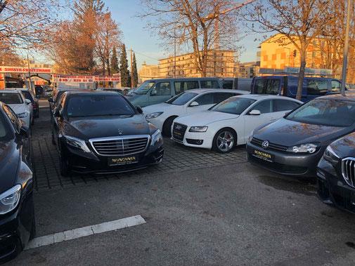 Mercedes in München