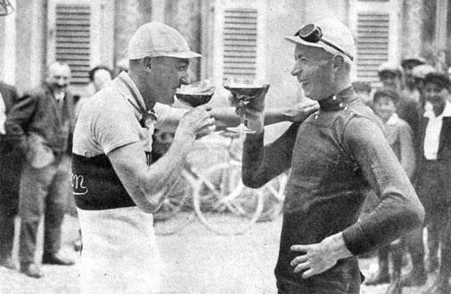 Bild: Sir Hubert Opperman bei der 5. Austragung von PBP (1931)
