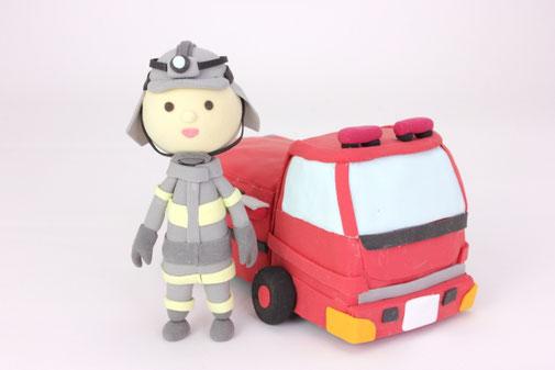 警察官・消防隊でマッチング