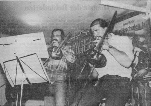 Zurich Jazz Orchestra (1980)