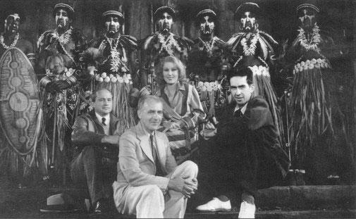 Merian C. Cooper, Willis H. O'Brien, Ernest B. Schoedsack, et Fay Wray - King Kong (1933)