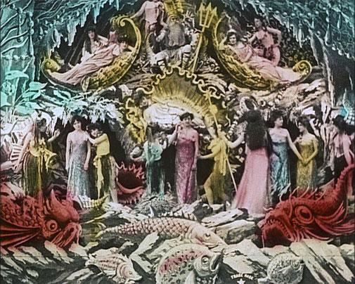 Au royaume des fées (1903)