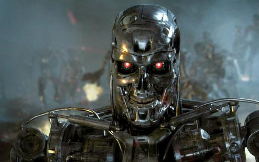 Terminator 2 - Le jugement dernier (Terminator 2), James Cameron, 1991, Etats-Unis.