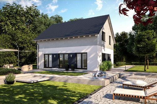 Bärenhaus Fertighaus-Nord Tostedt Einfamilienhaus