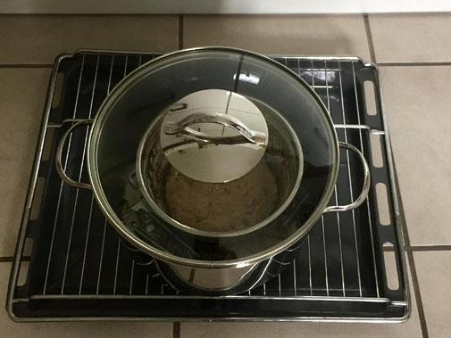 Brot backen ohne Herd - Teil 5