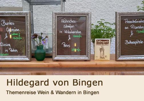 Themenreise Hildegard von Bingen