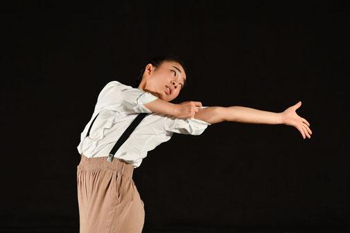 Tae Onodera - danzatrice professionista